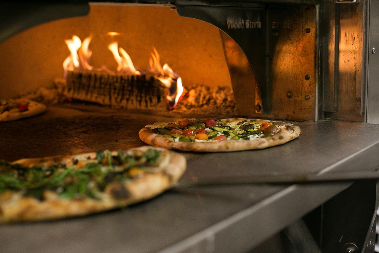 gallow green pizza oven