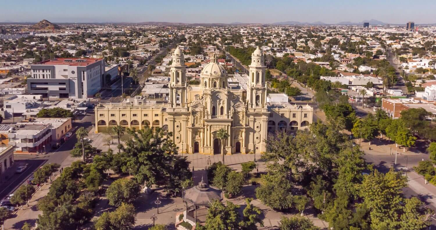Hermosillo overhead view, featured image
