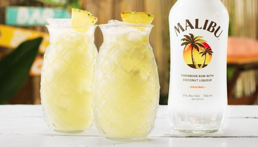 Malibu cocktails to make this National Piña Colada Day!