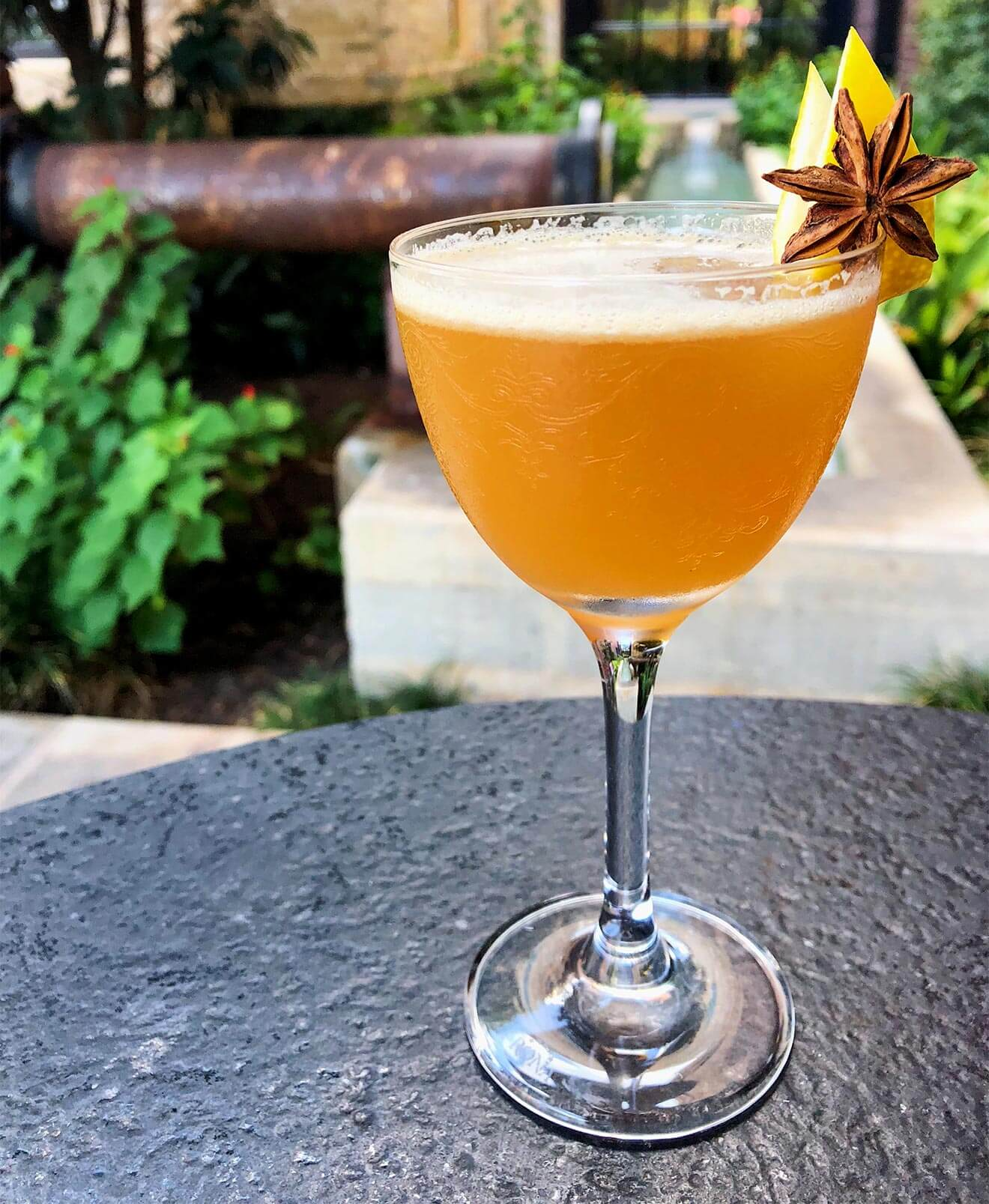 this must be the place, 2018 winning cocktail balcones