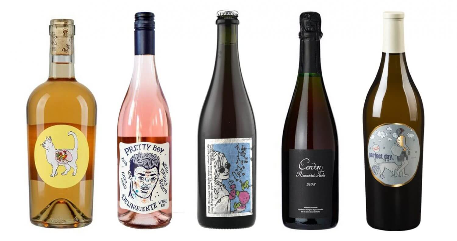 The Best Summer Wines, bottles on white