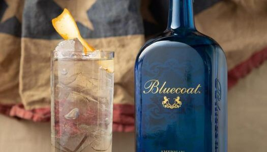 Countdown to July 4 with the Bluecoat All-American Gin and Tonic