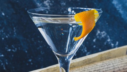 Kick Off Your July 4th Celebration with a Bluecoat Gin Martini