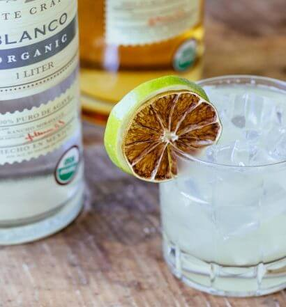 Orgánica Skinny Margarita, featured image