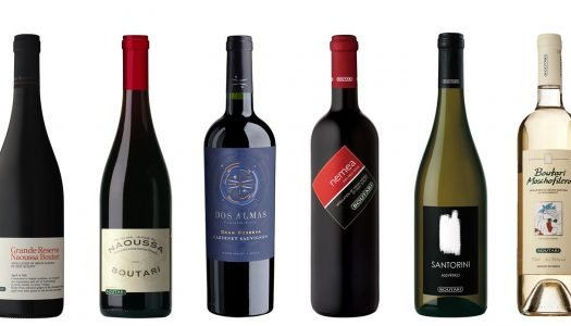 6 Wines by the Glass to Serve at Your Greek Restaurant