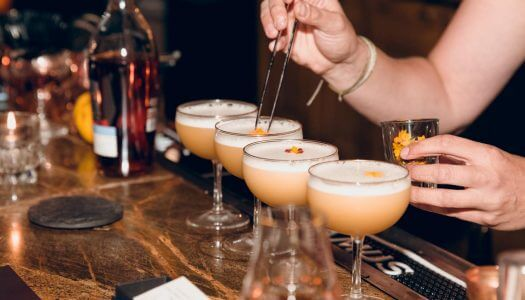 Mix Up These Winning Camus Cognac Cocktails from the Shanghai Shake Competition