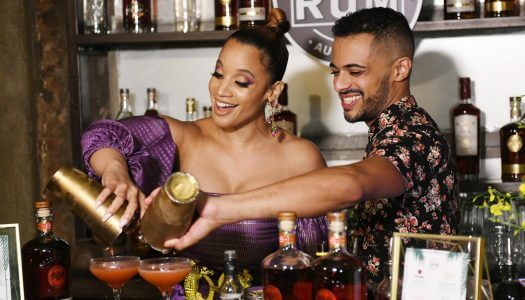 Dascha Polanco Celebrates National Rum Month with BACARDÍ