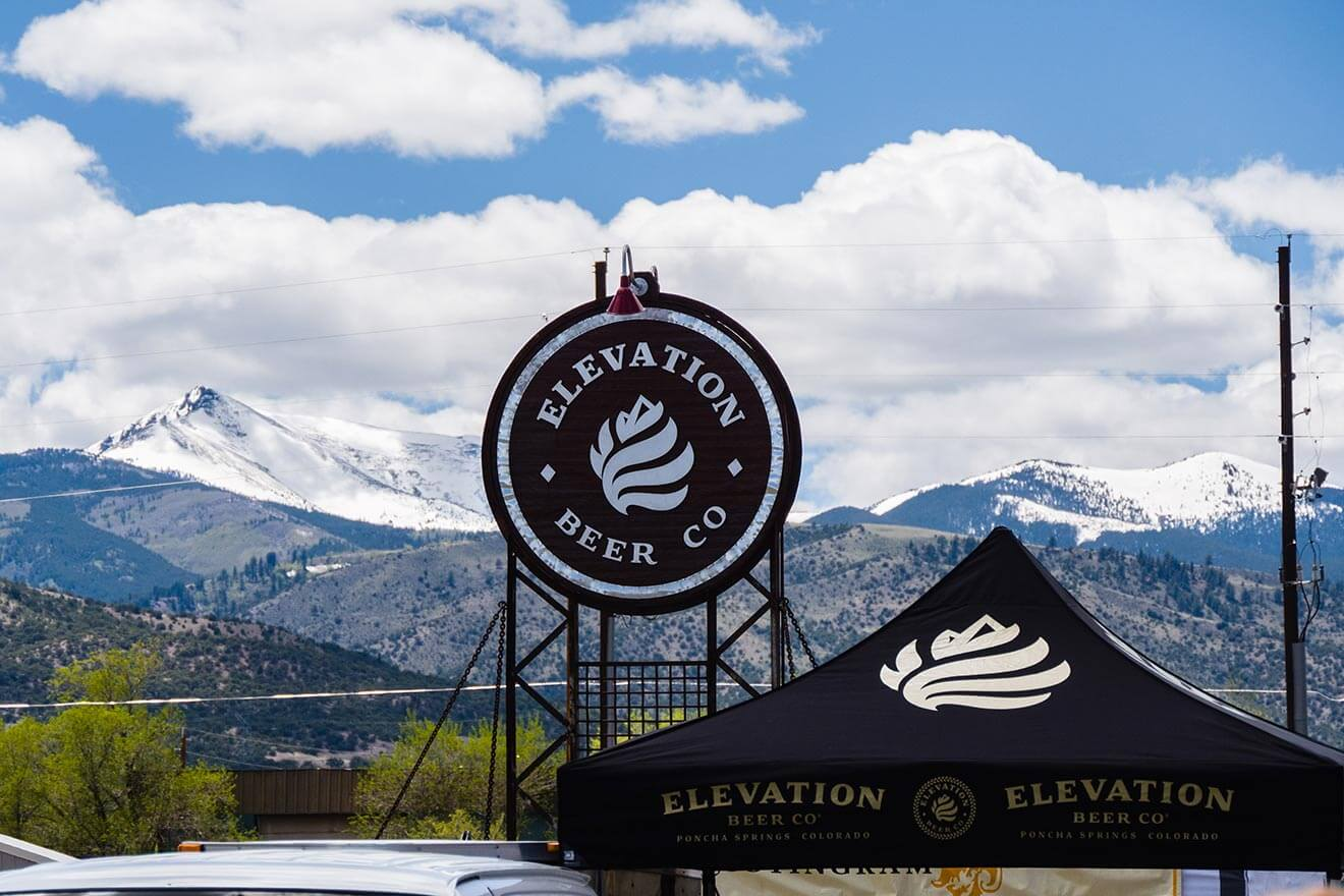 Elevation Beer Company, Poncha Springs, Colorado