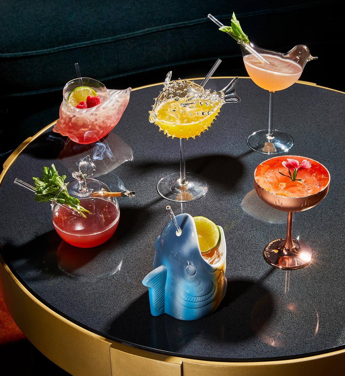 Level One Cocktails