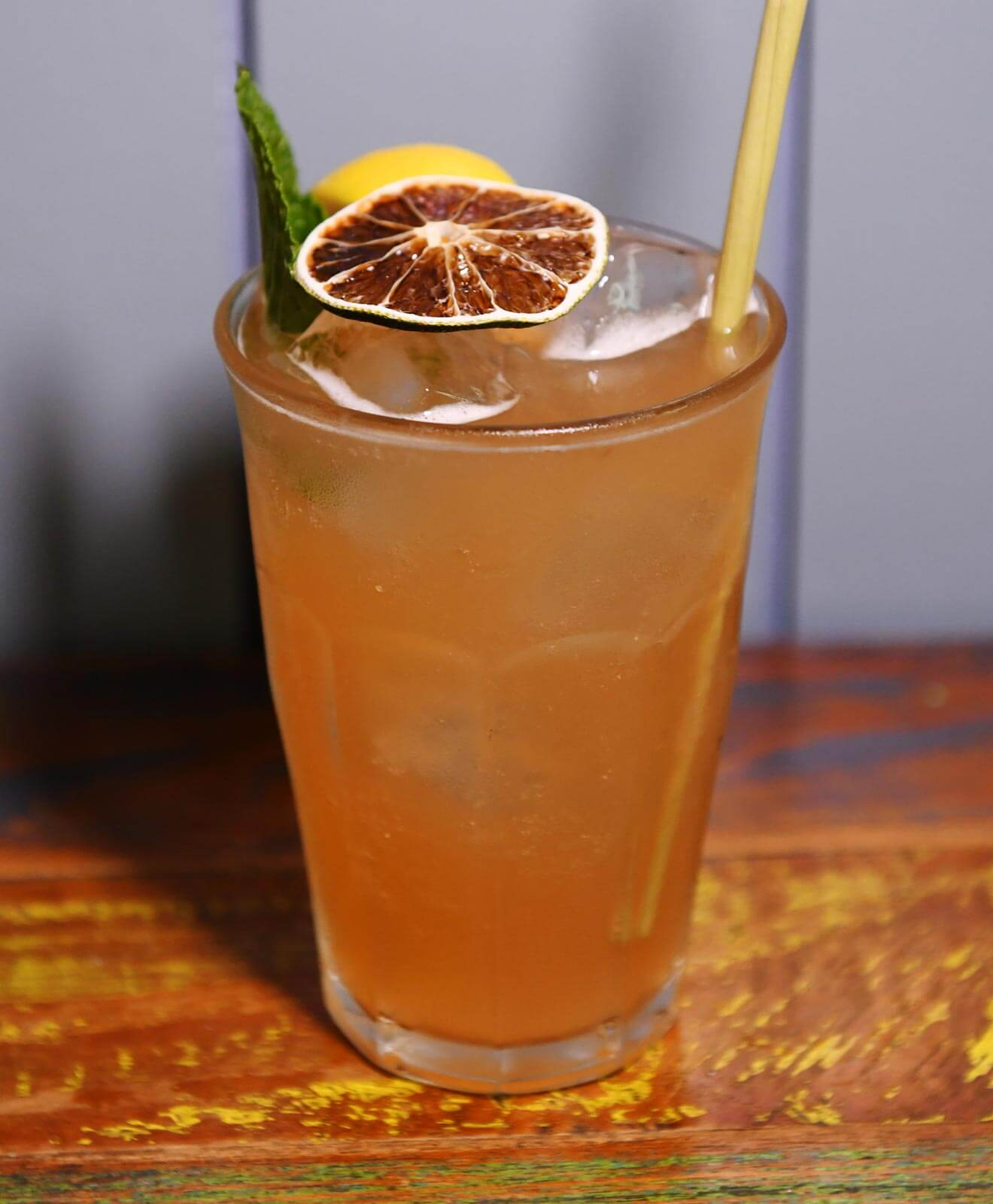 The Brooklyn Admiral cocktail