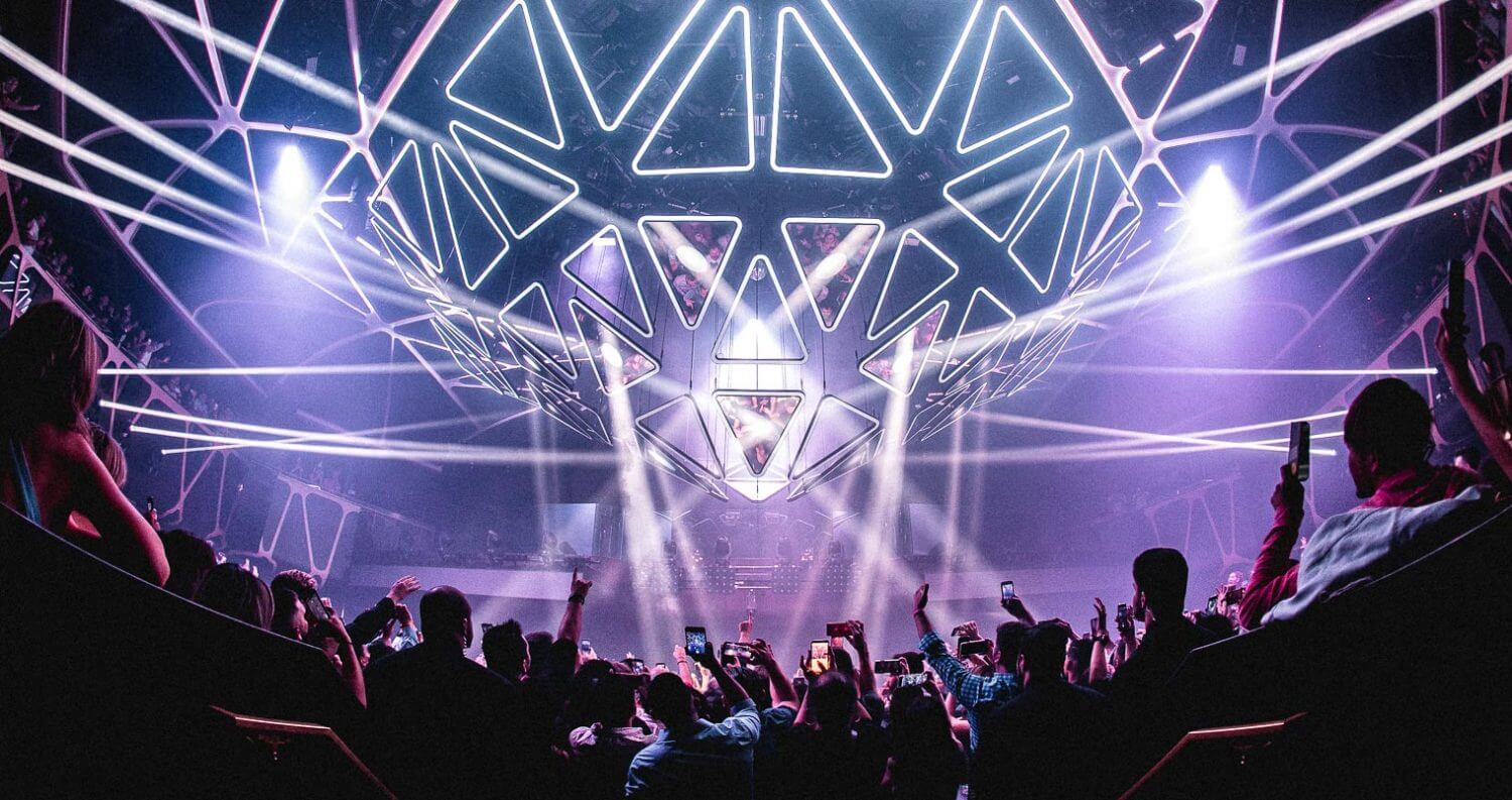 The Hakkasan Grid at Hakkasan Nightclub in Las Vegas Unveiled, featured image