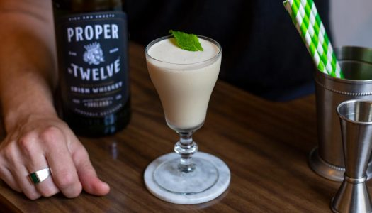 Don't Let Summer End Without Drinking an Alcoholic Milkshake