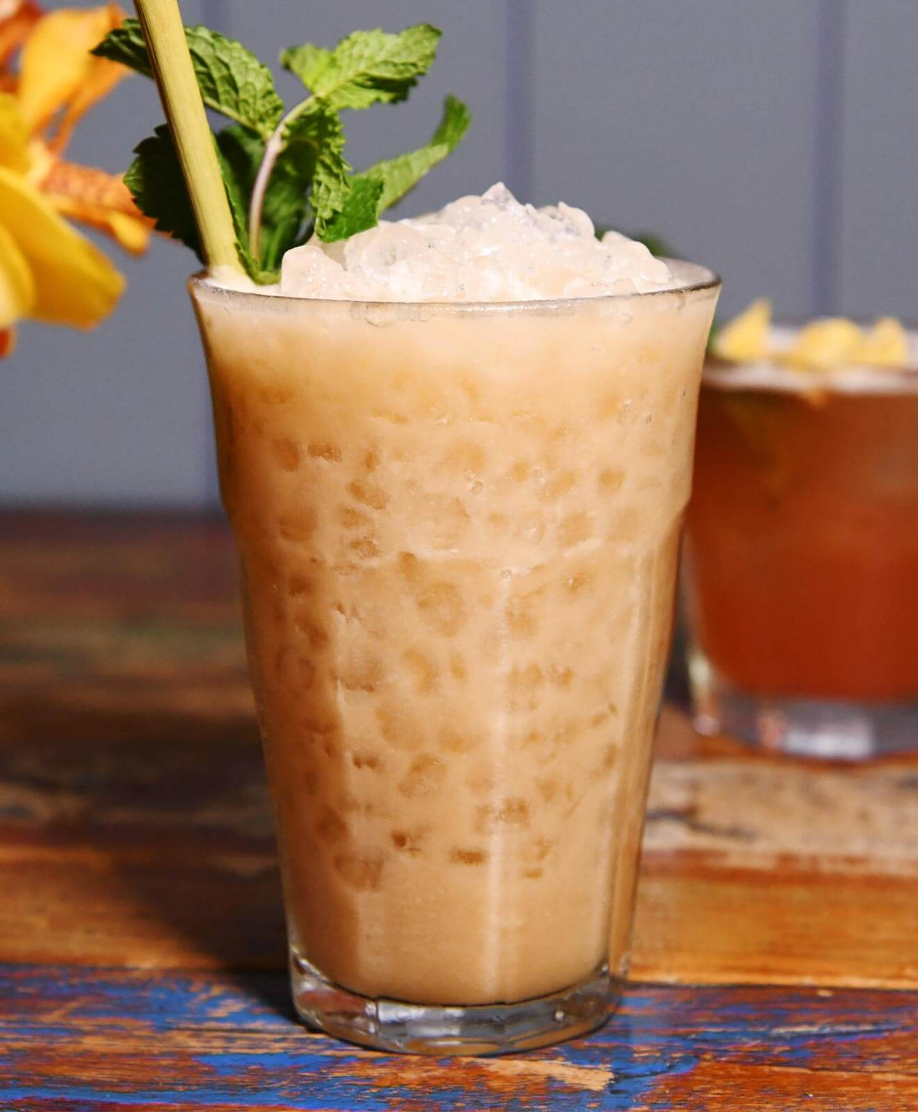 Venezuelan Colada cocktail