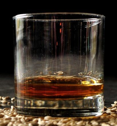 Westward Whiskey Glass and barley, featured image