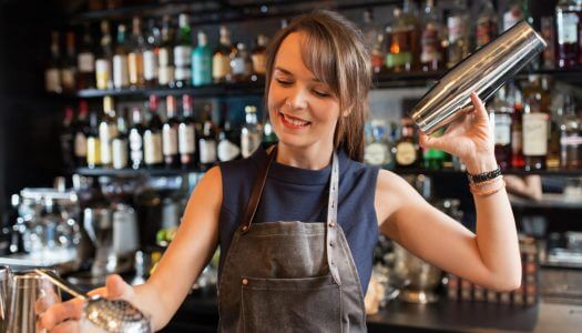 How To Stay Fresh Behind the Bar in the Heat of Summer