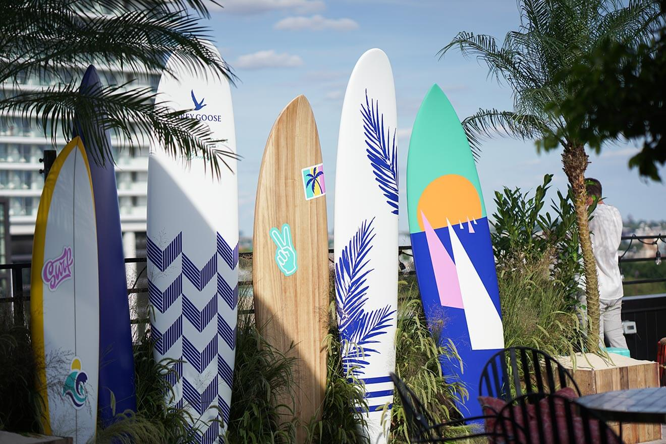 Surf Lodge Surf Boards