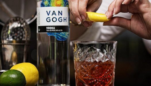 Bartenders: It's Time to Enter the Van Gogh Vodka Art of the Cocktail Competition