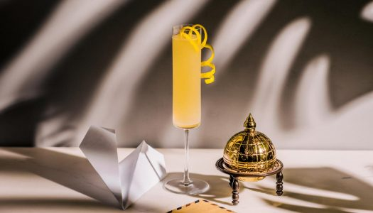 The History of the Airmail Cocktail (and How to Make One)