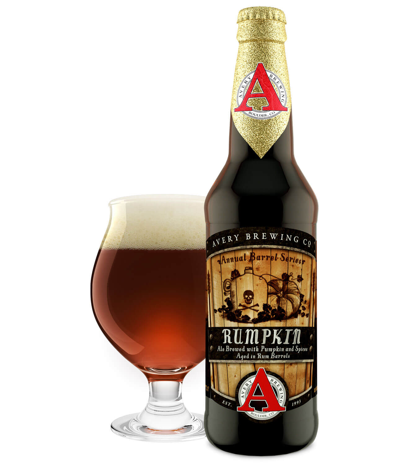 Avery Brewing Rumpkin Rum Barrel-Aged Pumpkin Ale