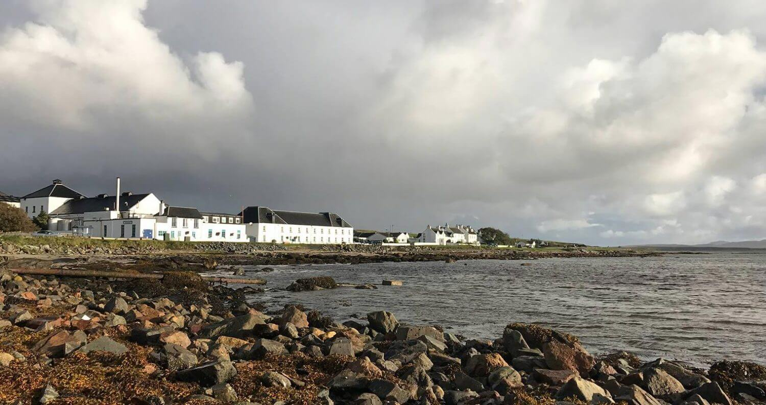 Bruichladdich Distillery, Home of The Botanist, featured image