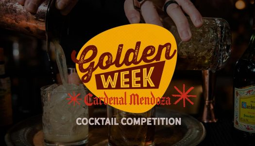 Cardenal Mendoza Kicks Off Its Golden Week Cocktail Competition