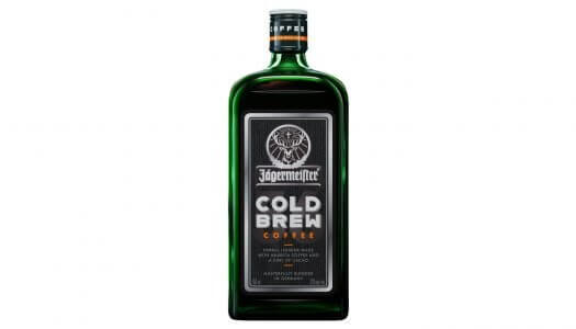 Jägermeister is Launching a Cold Brew Coffee Liqueur, and We're Here For it
