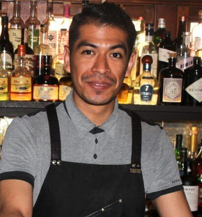 Jesus Gomez with His Milano Torino, at bar, featured image