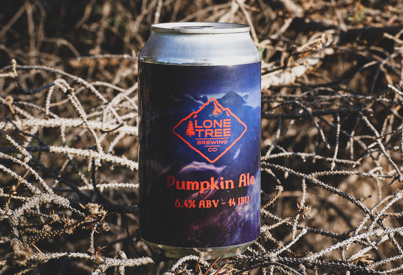 Lone Tree Brewing Pumpkin Ale