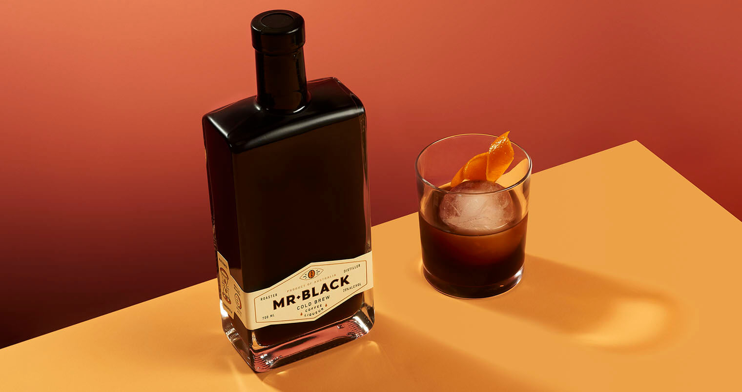Mr Black Cold Fashioned