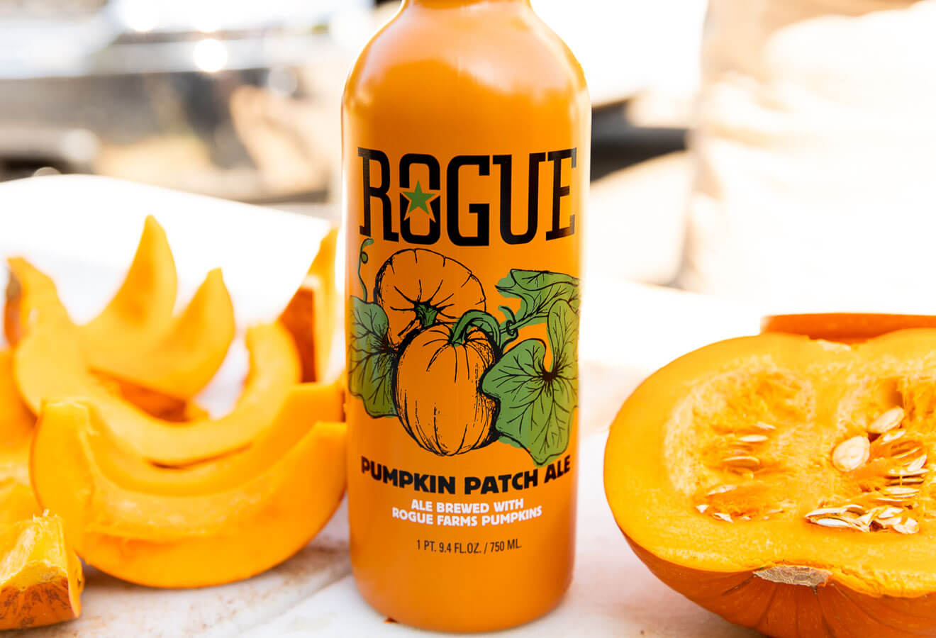 Rogue Ales Pumpkin Patch