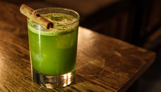 Shake Up Your Next Happy Hour with a Green Tea Cocktail