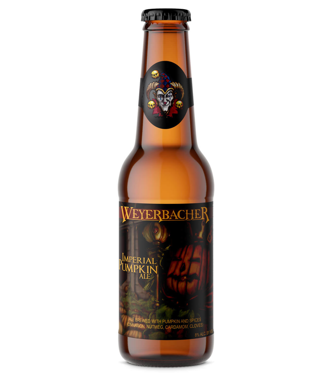 Weyerbacher Brewing Imperial Pumpkin Ale
