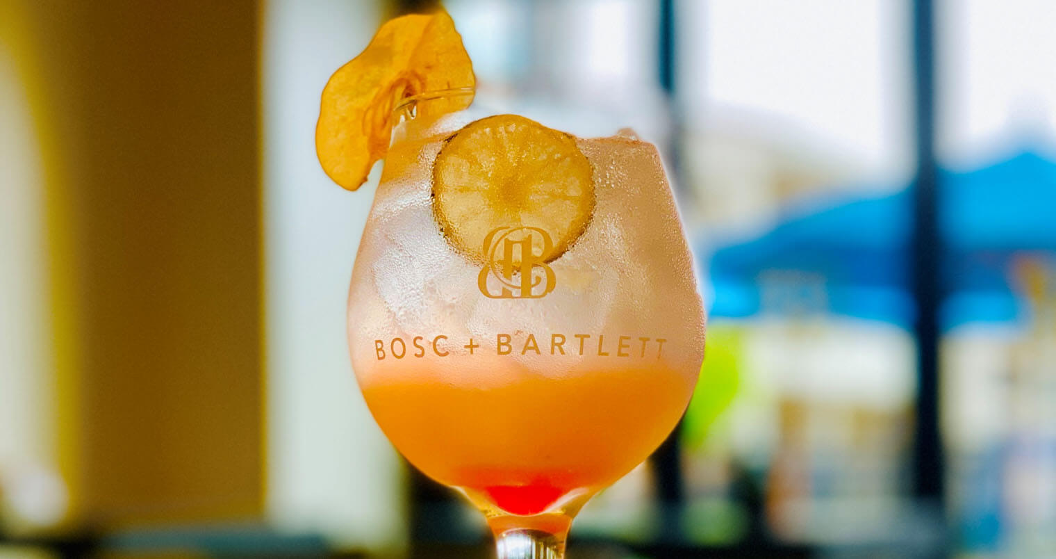 Who's the Bosc, cocktail, featured image