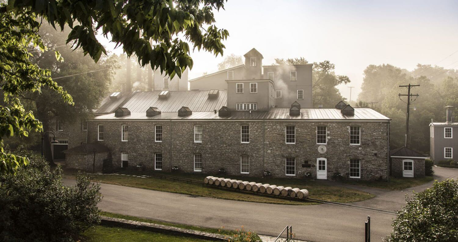 Woodford Reserve Distillery, Versailles, featured image