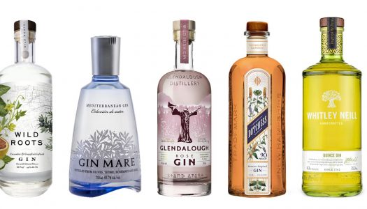 7 Interesting Gins to Try This Season