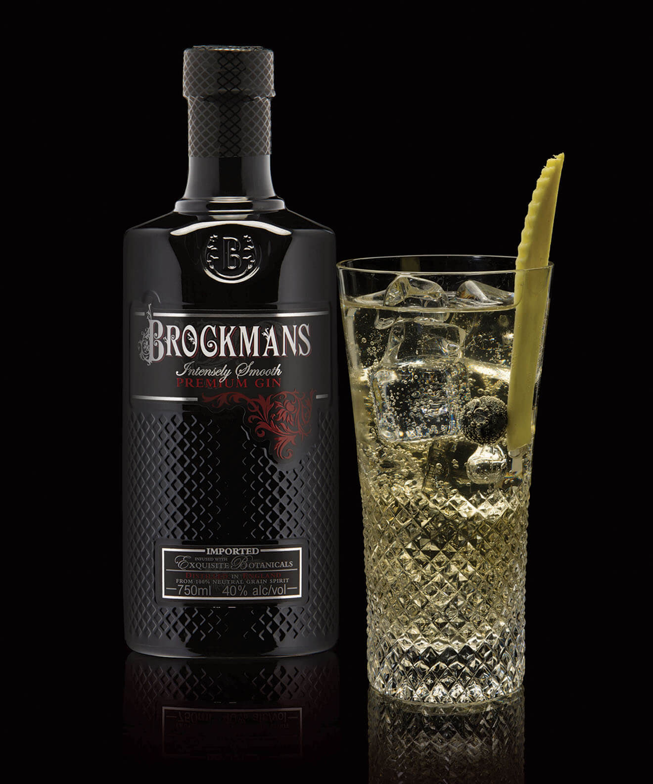 Brockmans Gin & Ginger