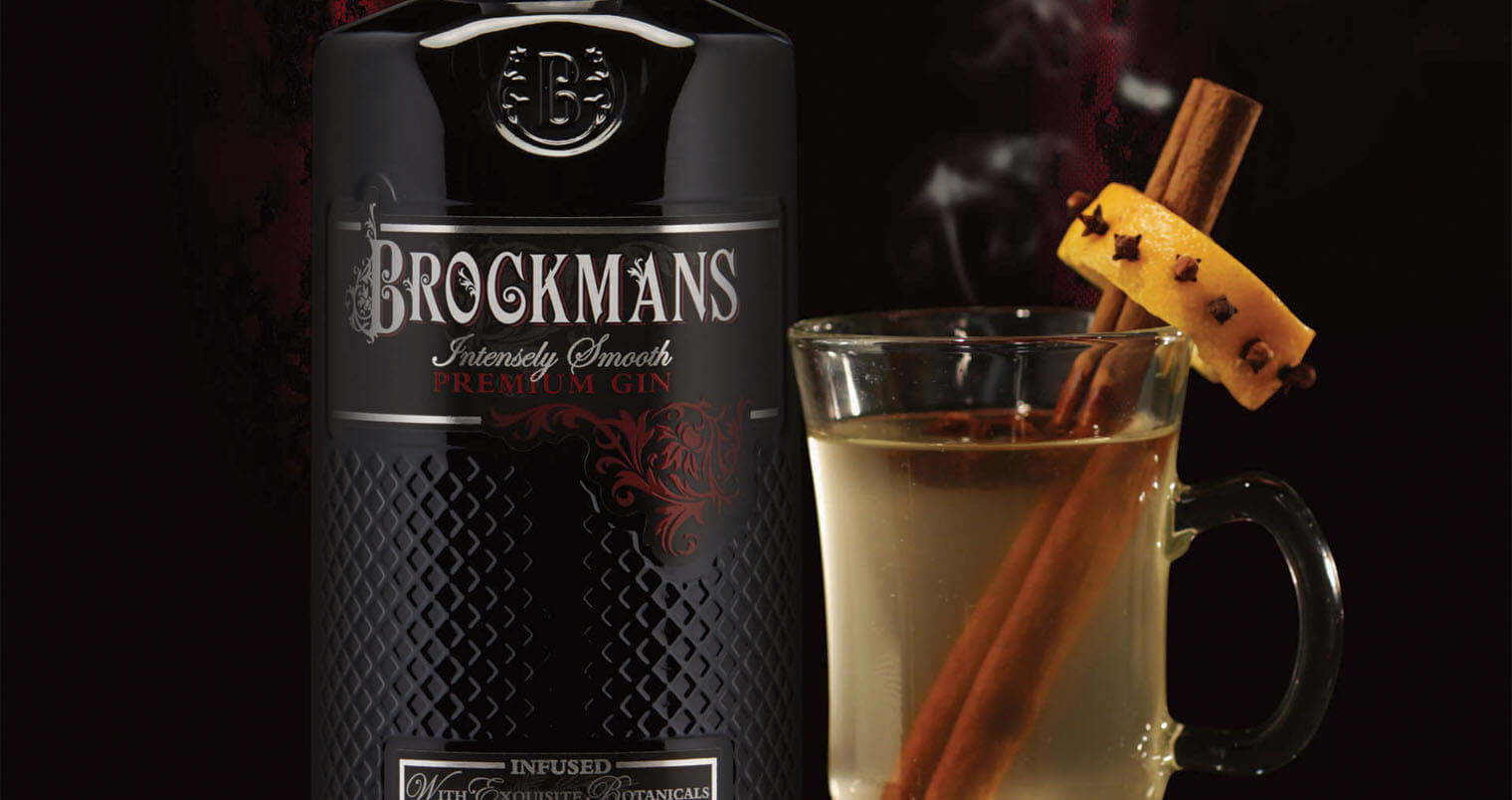 Brockmans Hot Ginger Toddy, featured image