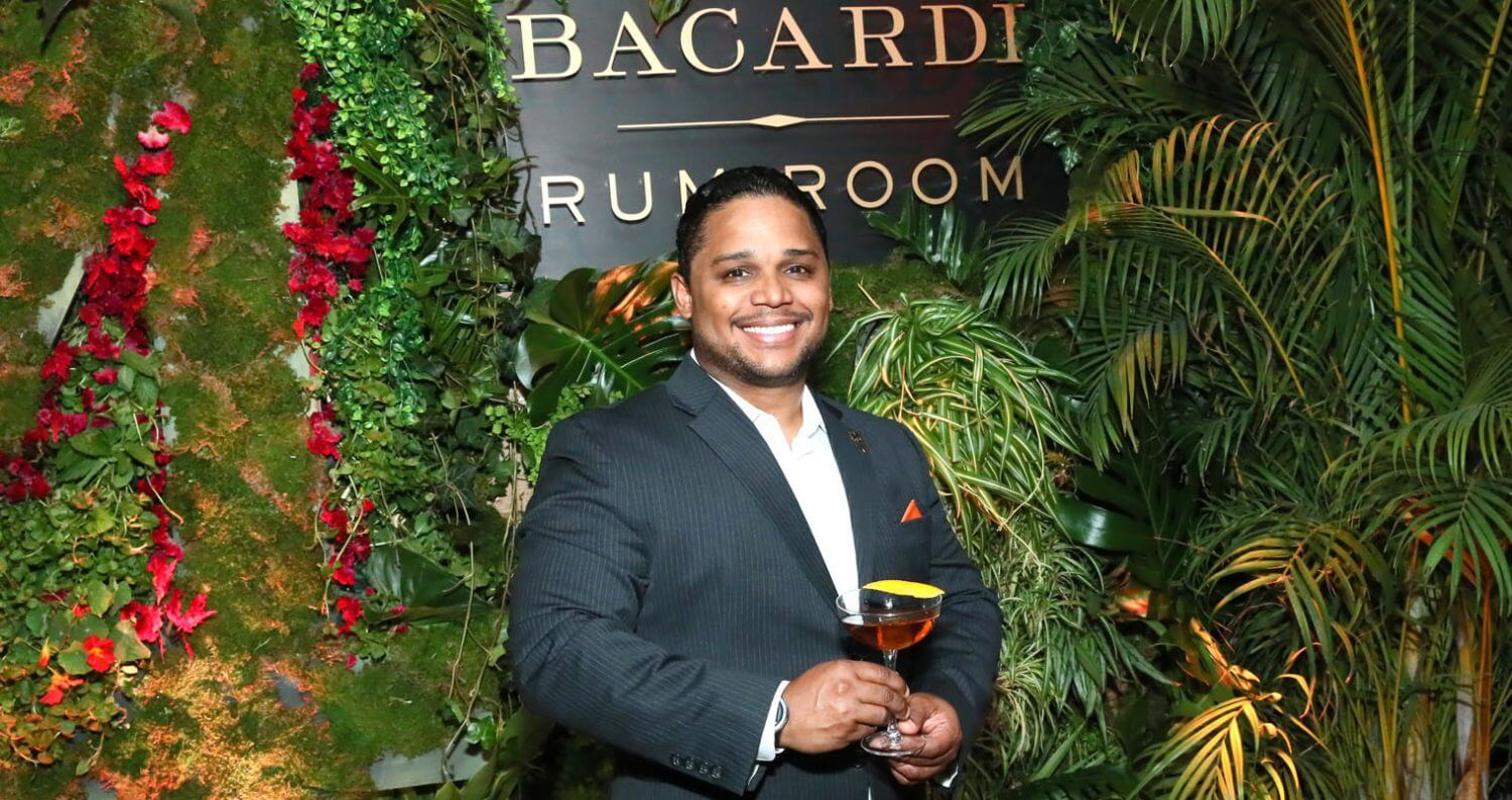 David Cid Attends BACARDÍ Rum Room Launch in NYC, featured image