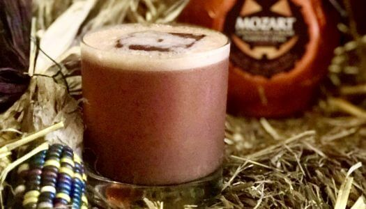 Drink of the Week: Halloween Madness with Mozart Pumpkin Spice Liqueur