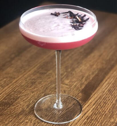 Hyperballad cocktail, featured image