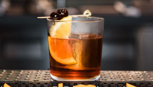Must Mix: Cardenal Mendoza Brandy Old Fashioned from Julio Cabrera