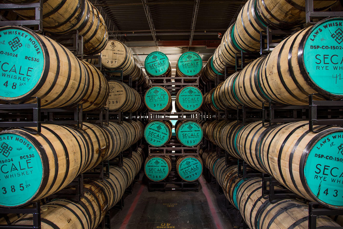 Laws Whiskey House Distillery