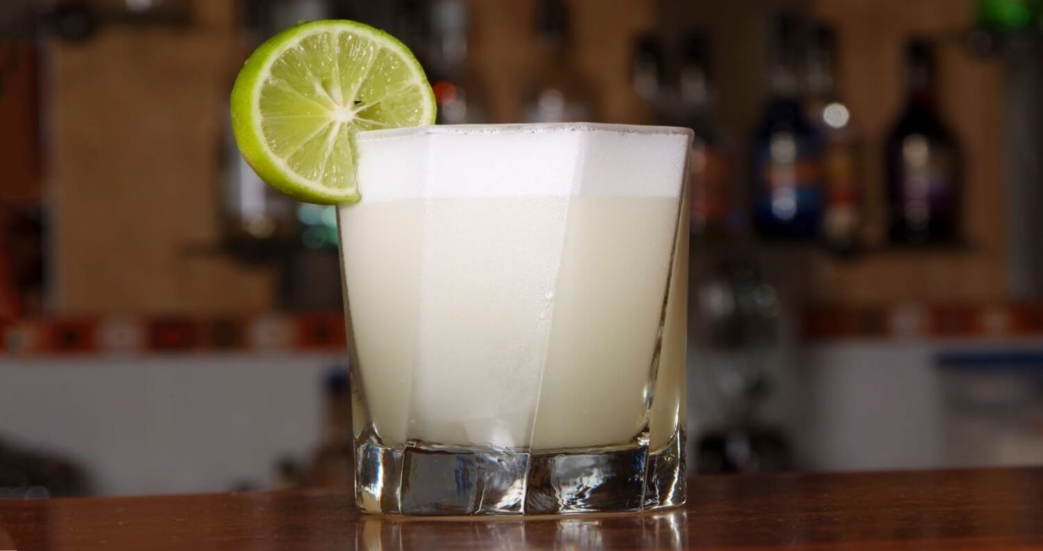 Pisco Sour, featured image