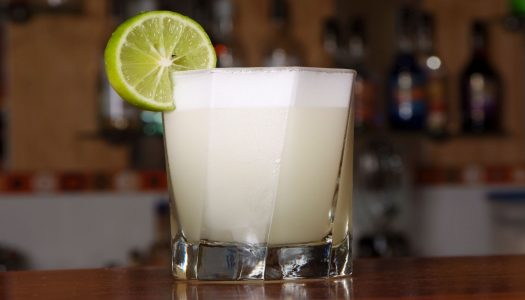 Mix Up This Pisco Sour Recipe, Straight From Peru