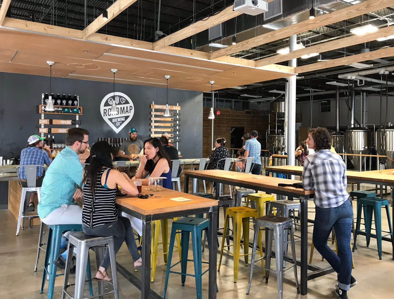 Prime Every San Antonio Brewery You Need To Visit Chilled Magazine Ibusinesslaw Wood Chair Design Ideas Ibusinesslaworg