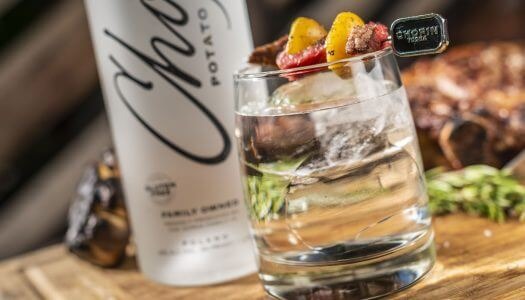 A Steakhouse-Inspired Chopin Cocktail to Mix on National Vodka Day