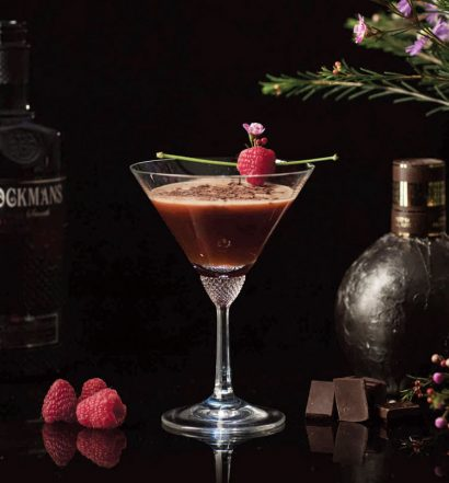 Brockmans Forest Gâteau Martini, featured image
