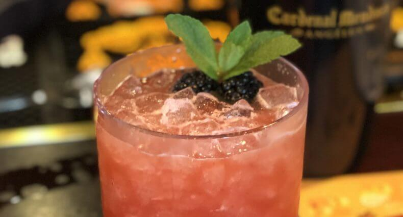 Brier winning cocktail, featured image