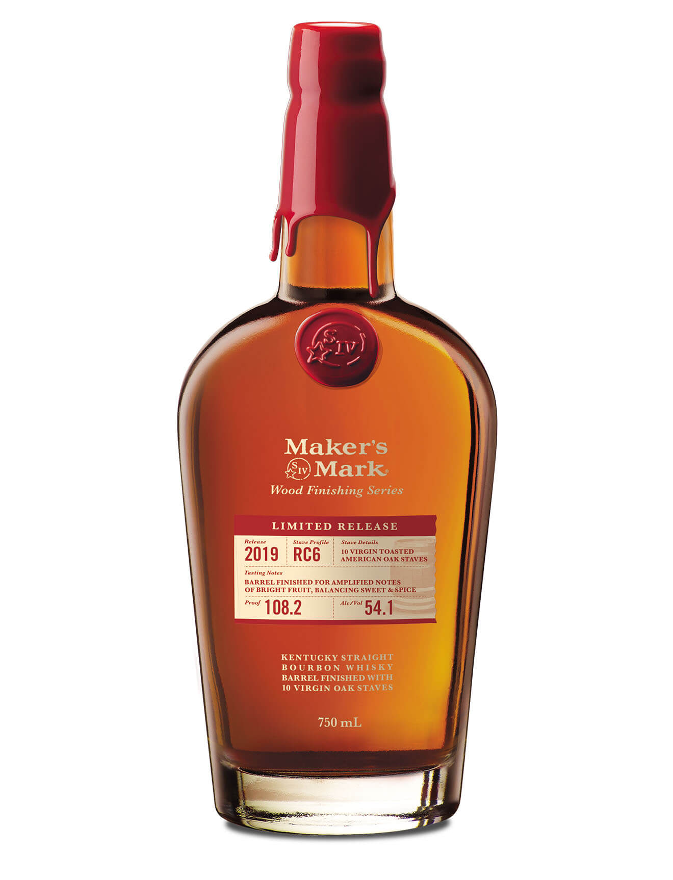 Maker's Mark Wood Finishing Series 2019 Release