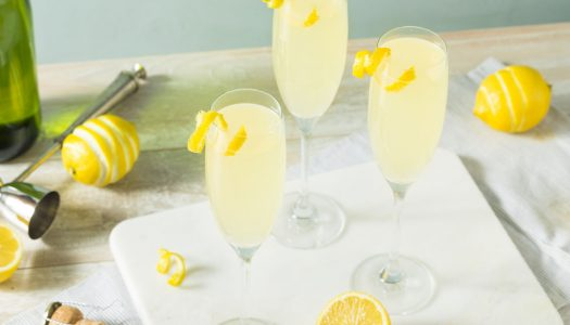 How To Mix a Perfect French 75